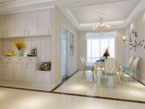 客厅细节欧式风格装修图片
