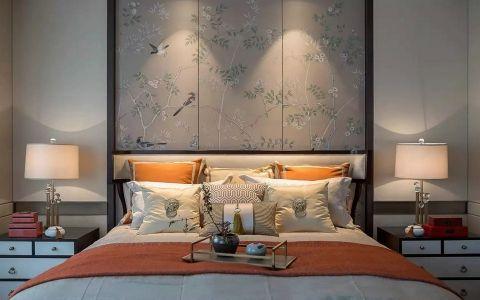 卧室细节新中式风格装修图片