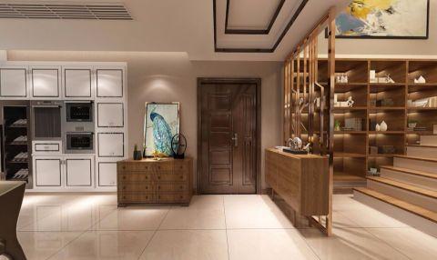 玄关隔断简约风格装饰设计图片