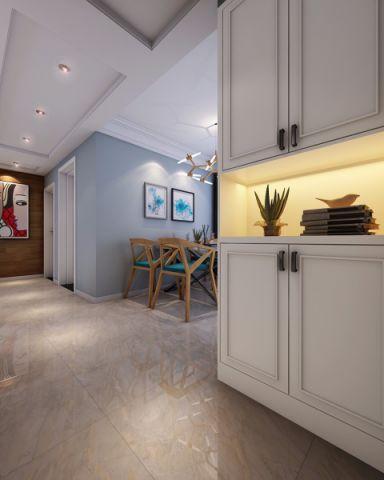 餐厅走廊简约风格装修图片