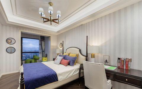 卧室飘窗欧式风格装潢设计图片