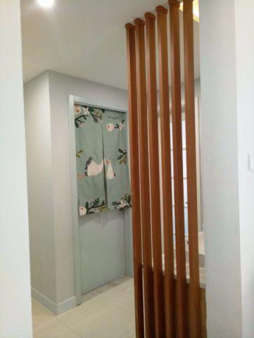 卫生间走廊北欧风格装饰图片