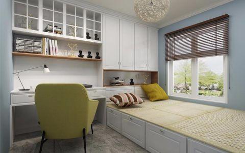 卧室白色细节现代风格效果图