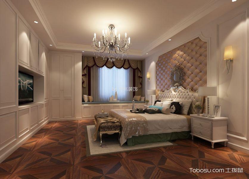 南昌鹿鼎国际红酒城520平米美式风格效果图