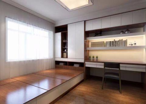 加侨悦山国际98平米欧式三居室装修效果图