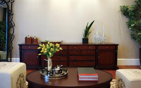 卧室茶几美式风格装潢图片