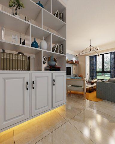 玄关门厅简约风格装潢设计图片