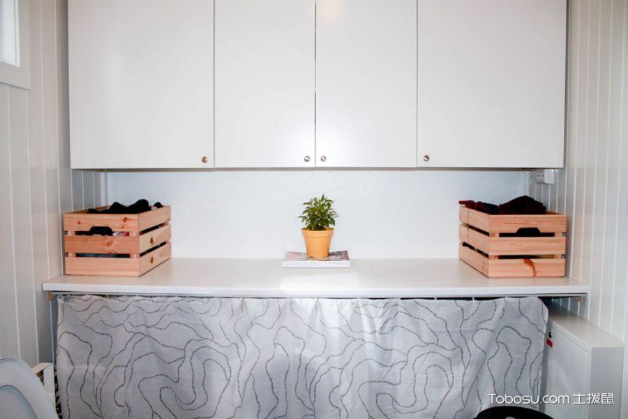 浴室橱柜北欧风格装修效果图
