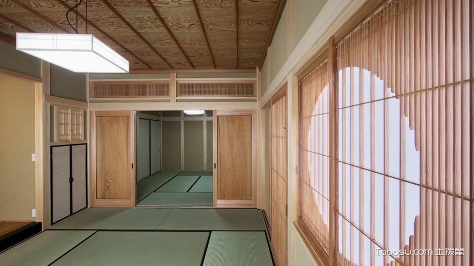2018日式客厅装修设计 2018日式榻榻米装修设计图片