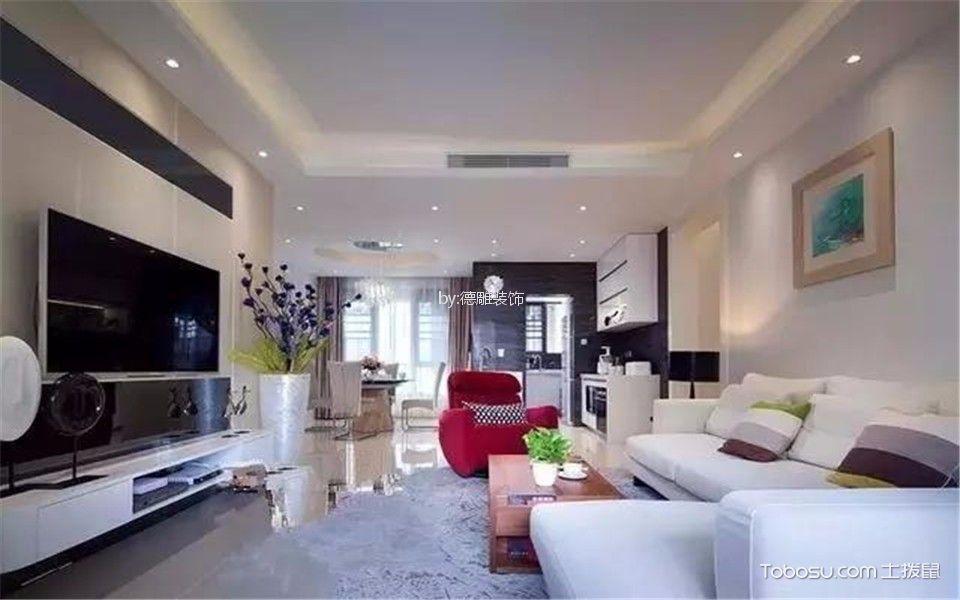 名城紫金轩现代风格装修案例