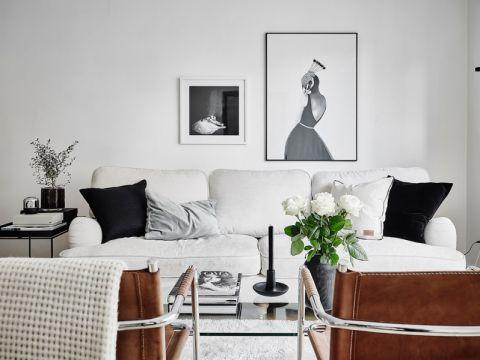 客厅北欧风格效果图大全2017图片_土拨鼠古朴富丽客厅北欧风格装修设计效果图欣赏