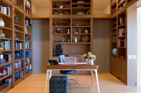 书房现代风格效果图大全2017图片_土拨鼠大气清新厨房现代风格装修设计效果图欣赏