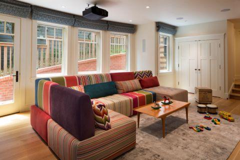客厅现代风格效果图大全2017图片_土拨鼠浪漫摩登客厅现代风格装修设计效果图欣赏