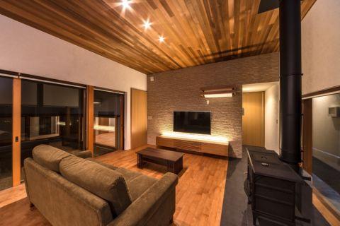 客厅现代风格效果图大全2017图片_土拨鼠温馨纯净客厅现代风格装修设计效果图欣赏