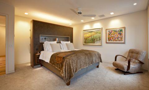 卧室现代风格效果图大全2017图片_土拨鼠现代富丽卧室现代风格装修设计效果图欣赏