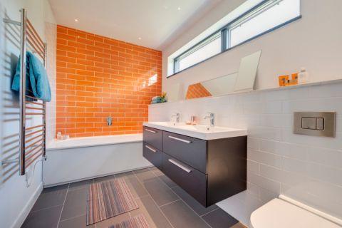 浴室现代风格效果图大全2017图片_土拨鼠时尚清新浴室现代风格装修设计效果图欣赏