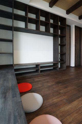 2020日式120平米装修效果图片 2020日式二居室装修设计
