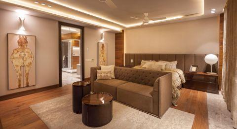 客厅现代风格效果图大全2017图片_土拨鼠极致时尚客厅现代风格装修设计效果图欣赏