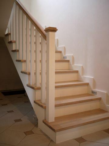 楼梯北欧风格效果图大全2017图片_土拨鼠极致自然楼梯北欧风格装修设计效果图欣赏
