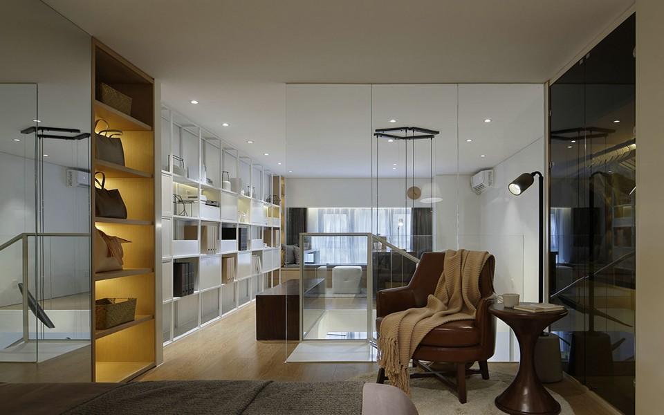 4室3卫2厅139平米现代简约风格