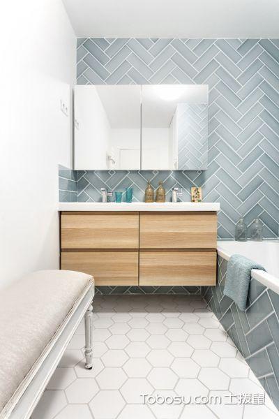 2019北欧浴室设计图片 2019北欧梳妆台装饰设计