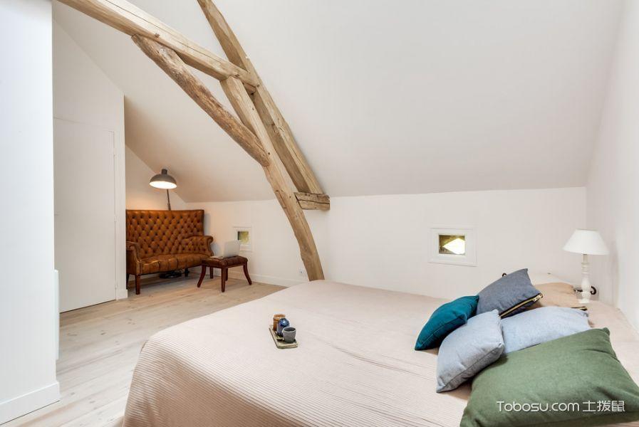 2018北欧卧室装修设计图片 2018北欧沙发装修图
