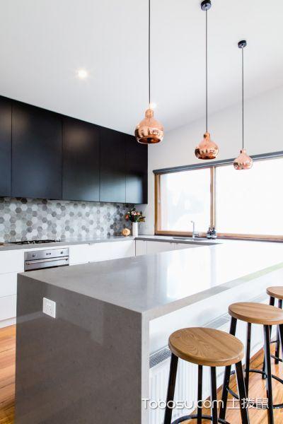 厨房白色榻榻米现代风格装饰效果图