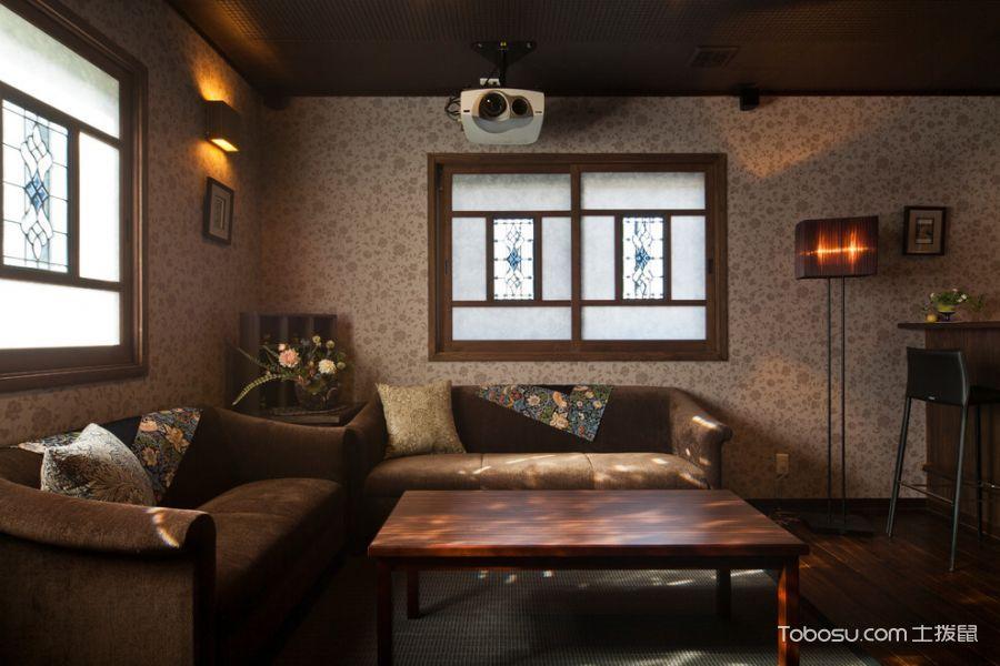 餐厅日式风格效果图大全2017图片_土拨鼠文艺写意餐厅日式风格装修设计效果图欣赏
