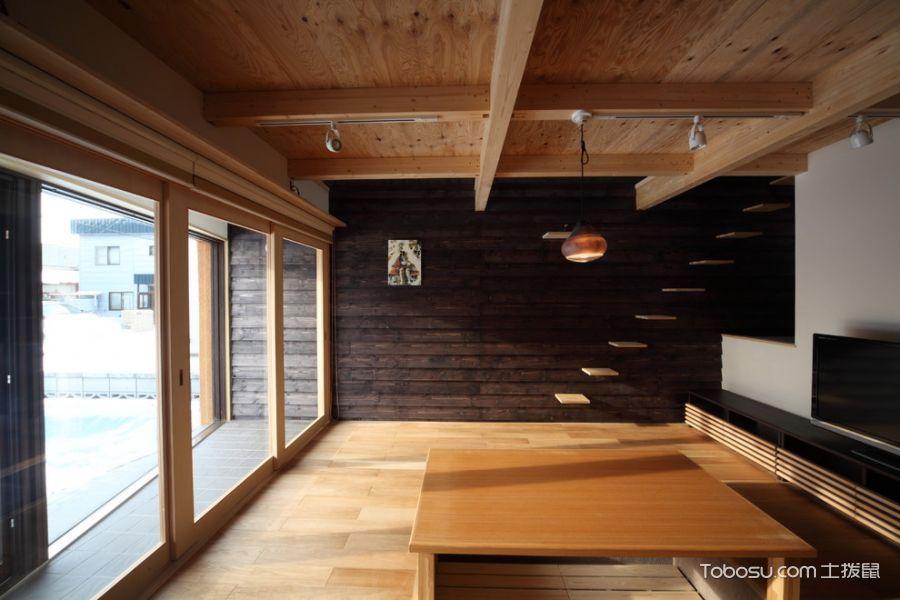 40㎡/日式/庭院装修设计