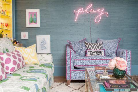 客厅小户型沙发混搭装修图片