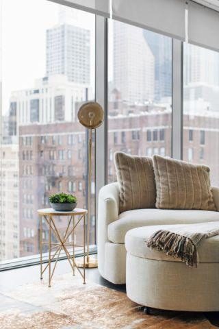 卧室现代风格效果图大全2017图片_土拨鼠清新沉稳卧室现代风格装修设计效果图欣赏