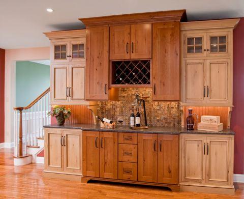 厨房现代风格效果图大全2017图片_土拨鼠唯美风雅厨房现代风格装修设计效果图欣赏