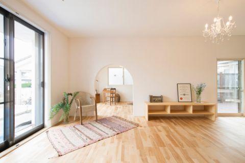 客厅日式风格效果图大全2017图片_土拨鼠休闲迷人客厅日式风格装修设计效果图欣赏