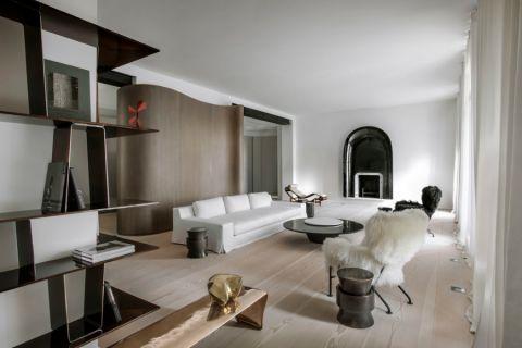 客厅浴室北欧风格效果图大全2017图片_土拨鼠美好创意客厅浴室北欧风格装修设计效果图欣赏