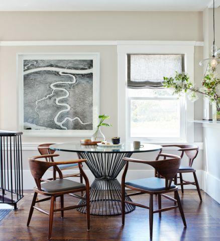 厨房现代风格效果图大全2017图片_土拨鼠美好休闲厨房现代风格装修设计效果图欣赏