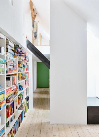 走廊北欧风格效果图大全2017图片_土拨鼠奢华雅致走廊北欧风格装修设计效果图欣赏