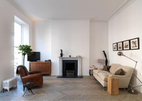 客厅北欧风格效果图大全2017图片_土拨鼠个性摩登客厅北欧风格装修设计效果图欣赏