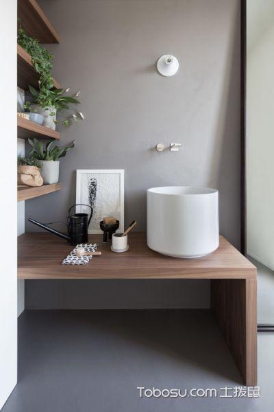 卫生间北欧风格效果图大全2017图片_土拨鼠极致奢华卫生间北欧风格装修设计效果图欣赏