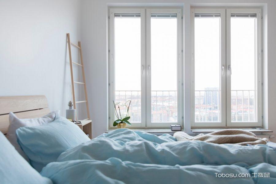 60㎡/北欧/一居室装修设计