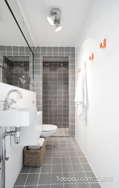 120㎡/北欧/一居室装修设计