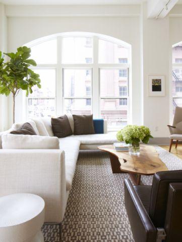 客厅现代风格效果图大全2017图片_土拨鼠个性摩登客厅现代风格装修设计效果图欣赏
