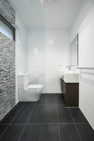 卫生间现代风格效果图大全2017图片_土拨鼠潮流清新卫生间现代风格装修设计效果图欣赏
