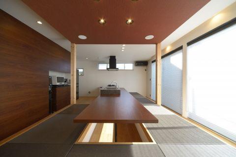 厨房细节日式风格装修设计图片