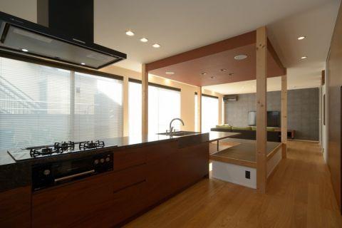 厨房细节日式风格装饰设计图片