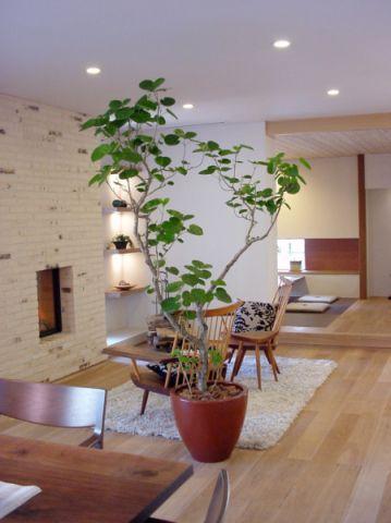 客厅细节日式风格装修效果图