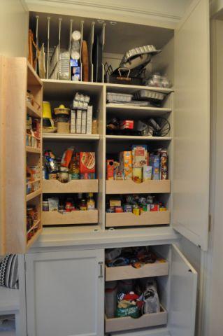 厨房橱柜混搭风格装潢效果图