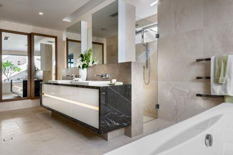 卫生间橱柜现代风格装修设计图片