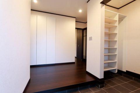 客厅细节日式风格效果图