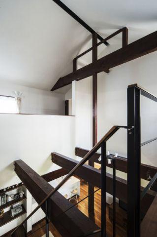 客厅细节日式风格装潢效果图