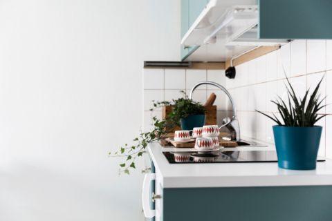 厨房细节北欧风格装饰图片